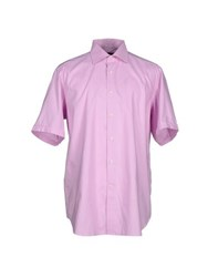 Ungaro Shirts Shirts Men Light Purple