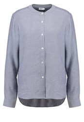 Filippa K Blouse Chambray Blue