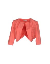 Annarita N. Suits And Jackets Blazers Women Orange