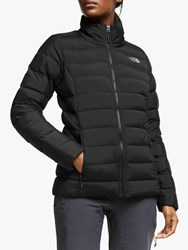 The North Face Stretch Down 'S Jacket Tnf Black