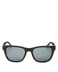 Hugo Boss Polarized Wayfarer Sunglasses 53Mm Black