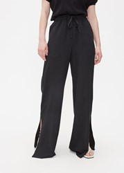 Beaufille 'S Alpha Trouser Pants In Black Size 2 100 Polyester