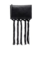 Bcbgeneration The Dreamweaver Clutch Black