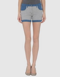 Misericordia Shorts Light Grey