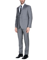 Nardelli Suits Grey