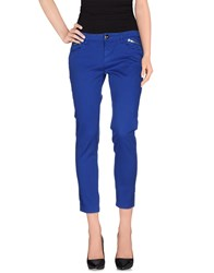 Schumacher Trousers Casual Trousers Women Blue