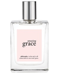 Philosophy Amazing Grace Spray Fragrance 4 Oz