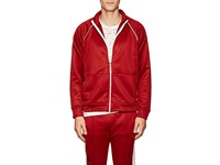 Nsf Jersey Track Jacket Red
