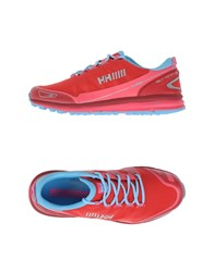 Helly Hansen Footwear Low Tops And Trainers Women Red