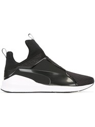 Puma Slip On Sneakers Black