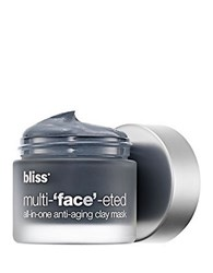 Bliss Multi Face Eted All In One Anti Aging Clay Mask No Color