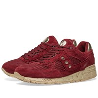 Saucony Shadow 5000 Gold Rush Red