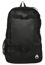 Nixon Smith Ii Rucksack Black