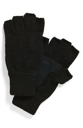 Men's Brixton 'Cutter' Knit Fingerless Gloves