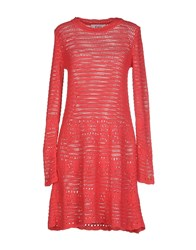 Cycle Short Dresses Coral