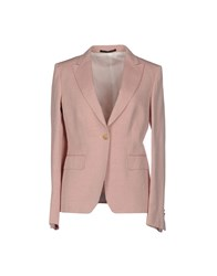 Mauro Grifoni Suits And Jackets Blazers Women Coral