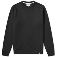 Norse Projects Vagn Classic Crew Sweat Black