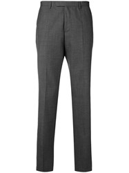 Hugo Boss Classic Tailored Trousers Grey
