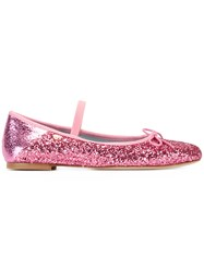 Chiara Ferragni Findmeinwonderland Slippers Pink Purple