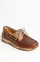 Sperry 'Gold Billfish 3 Eye' Boat Shoe Brown