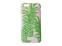 Lilly Pulitzer Iphone 6 Cover Pink Pout Flamenco Tech Cell Phone Case Green