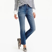J.Crew Vintage Crop Jean In Rhodes Wash
