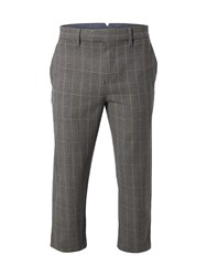 White Stuff Men's Wandsworth Check Trouser Grey