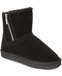 Styleandco. Style Co. Ciley Cold Weather Boots Only At Macy's Women's Shoes Black