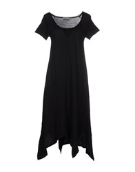 Crossley Dresses Knee Length Dresses Women Black