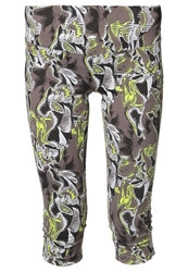 Venice Beach Nola Tights Limoncello Multicoloured