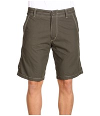 Kuhl Ramblr 10 Short Gun Metal Men's Shorts Gray