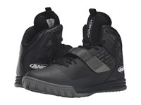 And 1 Tempest Black Gunmetal White Men's Basketball Shoes