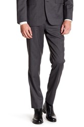 Brooks Brothers Grey Dress Pant Gray