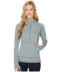 Outdoor Research Shiftup Zip Top Pewter Typhoon Clothing