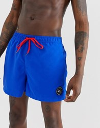 Quiksilver Everyday Volley 15 Inch Board Short In Blue