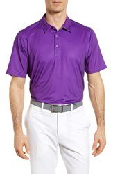 Cutter And Buck Max Print Drytec Polo Magnetic