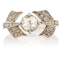 Cathy Waterman Women's Leaf And Vine Ring No Color