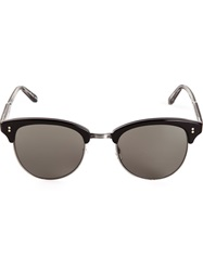 Garrett Leight 'Washington' Sunglasses Black