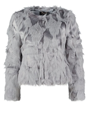 Lipsy Summer Jacket Grey Light Grey