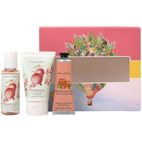 Crabtree And Evelyn Pomegranate Argan And Grapeseed Little Luxuries Set