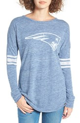 47 Brand Women's 'New England Patriots' Long Sleeve Tee