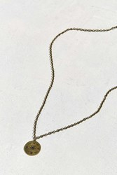 Parks Project Expedition Pendant Necklace Bronze