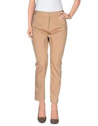 Boy By Band Of Outsiders Trousers Casual Trousers Women Sand