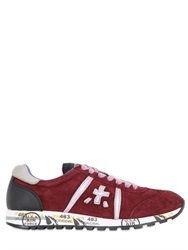 Premiata Lucy Suede Sneakers