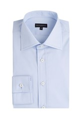 Baldessarini Cotton Shirt Blue