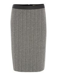 Linea Textured Detail Skirt Multi Coloured