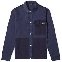 Penfield Strongheart Overshirt Blue