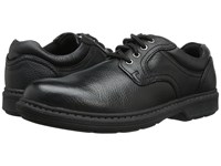 Nunn Bush Wagner Plain Toe Oxford Black Men's Plain Toe Shoes