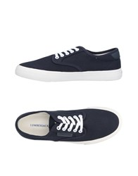 Lumberjack Sneakers Dark Blue