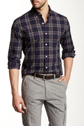J.Crew Factory Slim Washed Plaid Shirt Multi